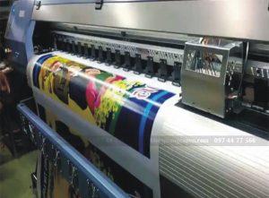 in bạt quảng cáo tại cầu giấy