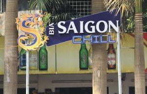 biển quảng cáo chữ nổi cửa hàng quán nhậu