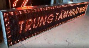 vẻ đẹp bảng LED mã trận cỡ lớn