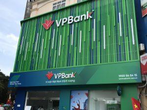 biển quảng cáo in bạt 3M cho ngân hàng VPBank
