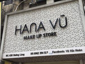 biển quảng cáo store