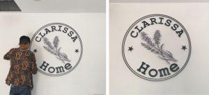 gia công lắp đặt Logo công ty chuyên nghiệp