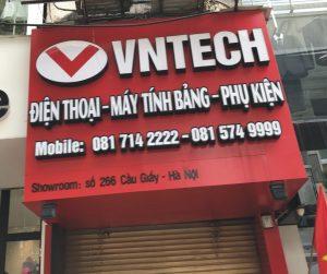 biển quảng cáo cửa hàng điện thoạ